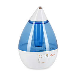 Crane 1-Gallon Droplet Ultrasonic Cool Mist Humidifier in Blue/White