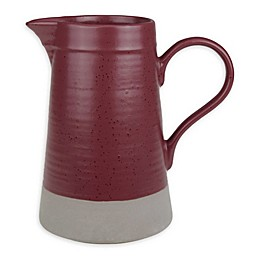 Bee & Willow™ Home Milbrook Pitcher in Barn Red