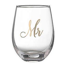 88b7542fdc7 rose gold wine glass | Bed Bath & Beyond