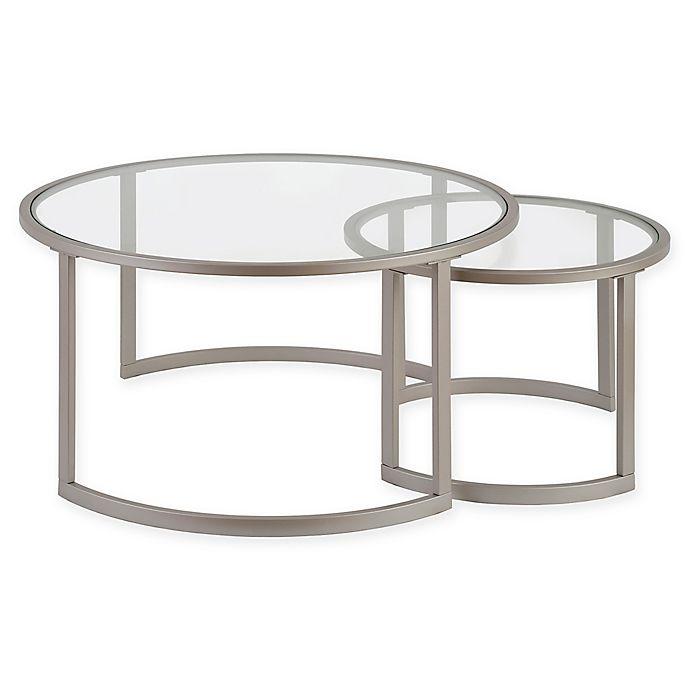 Mitera 2 Piece Coffee Table Set