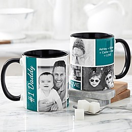 Family Love 11 oz. Photo Collage Coffee Mug