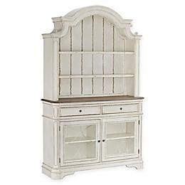 Standard Furniture® Stevenson Manor Buffet Table in White