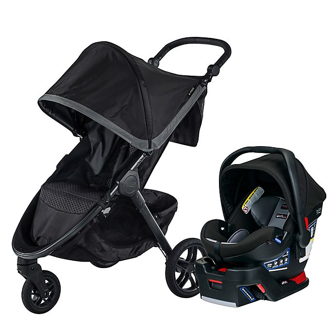 Alternate image 1 for BRITAX® B-Free and B-Safe Ultra Travel System