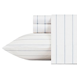 Nautica® Skippers Island 200-Thread-Count Stripe Sheet Set