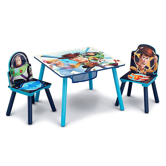 Tremendous Delta Children Disney Toy Story 4 Kids Table And Chair Set Alphanode Cool Chair Designs And Ideas Alphanodeonline