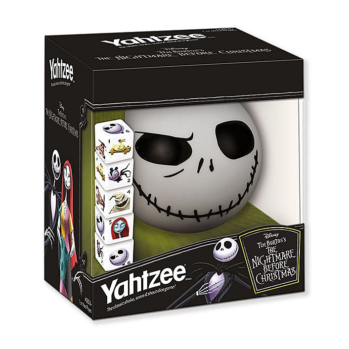 Alternate image 1 for YAHTZEE®: The Nightmare Before Christmas