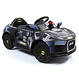 Hauck Batmobile 6-Volt Electric Ride-On