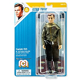 Mego 8-Inch Star Trek Kirk Dress Uniform Action Figure