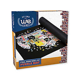 TDC Games Collapsible Puzzle Roll-Up Felt Mat
