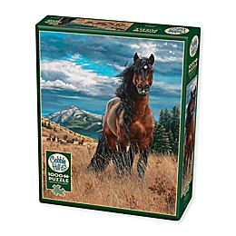 Freedom 1000-Piece Jigsaw Puzzle with Poster