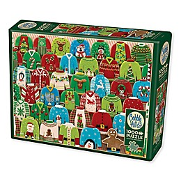 Cobble Hill 1000-Piece Ugly Xmas Sweaters Puzzle