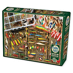 Cobble Hill 1000-Piece Fishing Lures Puzzle