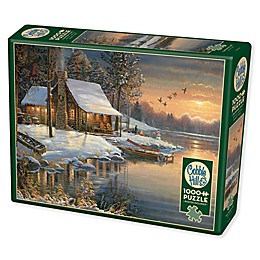 1000-Piece The Good Life Jigsaw Puzzle