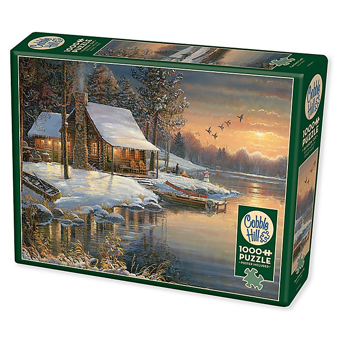 Alternate image 1 for 1000-Piece The Good Life Jigsaw Puzzle