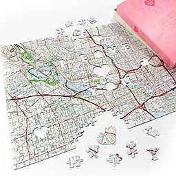 Map Marketing 400-Piece We First Met Here Jigsaw Puzzle