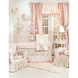 Glenna Jean Victoria 3-Piece Crib Bedding Set