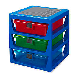 Lego® 3-Drawer Storage Rack