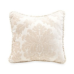 Glenna Jean Victoria Damask Throw Pillow