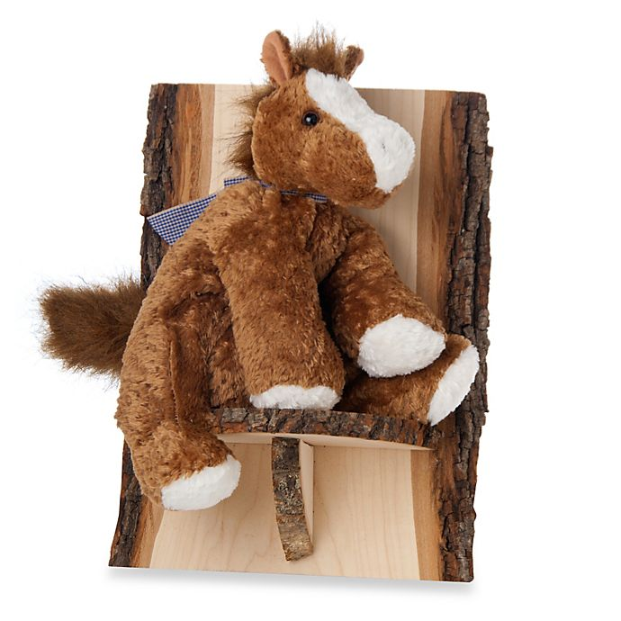 Alternate image 1 for Glenna Jean Carson Pony Wall Hanging in Brown