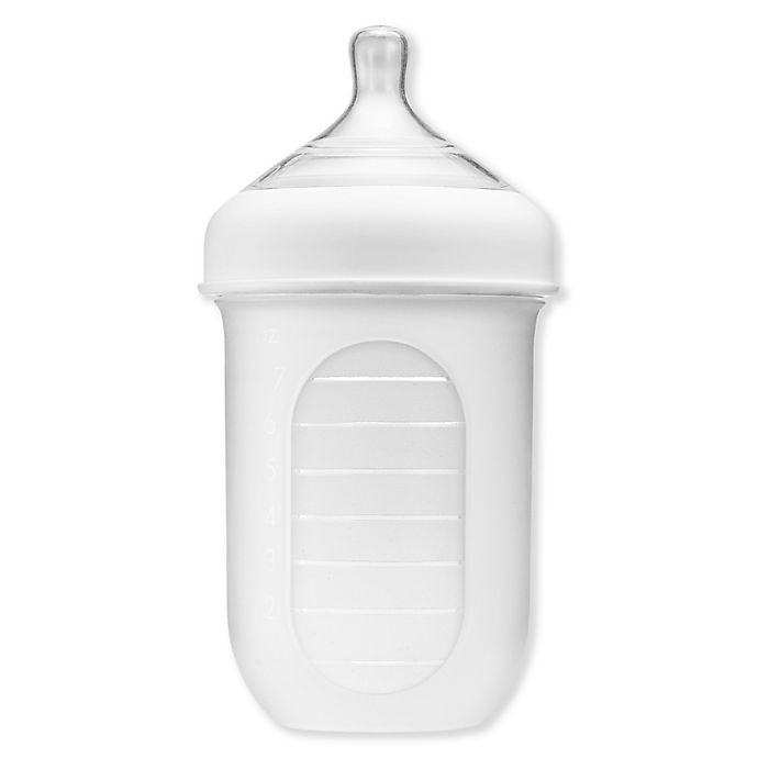 Alternate image 1 for Boon NURSH™ 8 oz. Silicone Pouch Bottle
