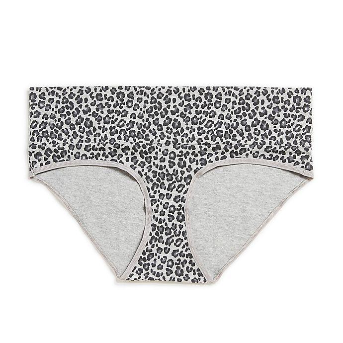 Alternate image 1 for Motherhood Maternity® Medium Maternity Fold-Over Underwear