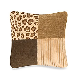 Glenna Jean Tanzania Patchwork Throw Pillow