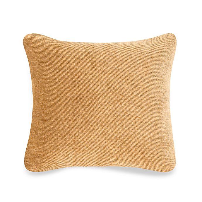 Alternate image 1 for Glenna Jean Tanzania Square Throw Pillow in Tan