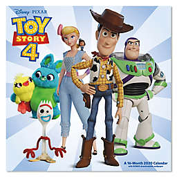 Toy Story 4 16-Month Wall Calendar