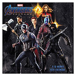 Marvel® Avengers 16-Month Wall Calendar