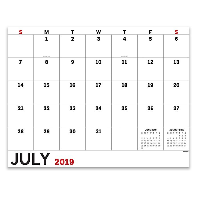 Tf Publishing July 2019 To June 2020 12 Month Calendar Bed