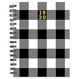 TF Publishing Plaid July 2019 to June 2020 12-Month Planner