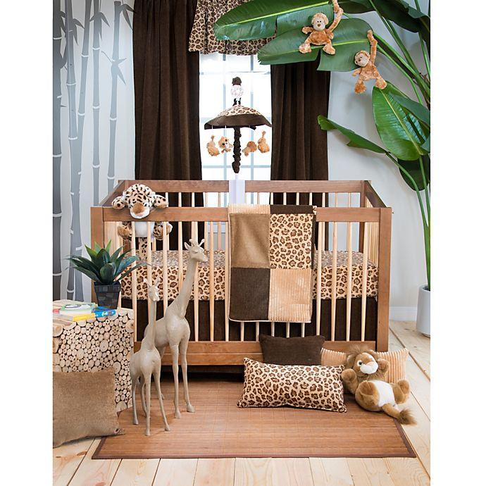 Alternate image 1 for Glenna Jean Tanzania 3-Piece Crib Bedding Set