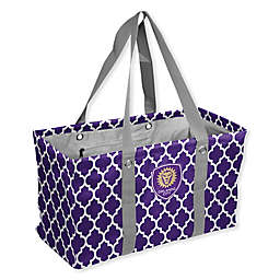 MLS Orlando City SC Quatrefoil Picnic Caddy
