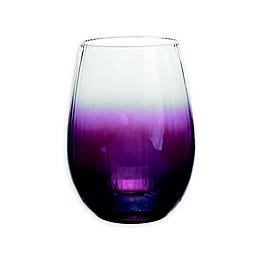 Spode® Kingsley Stemless Wine Glasses (Set of 4)