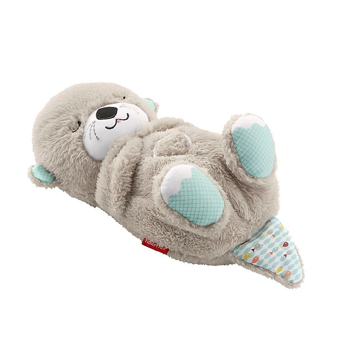 Alternate image 1 for Fisher-Price® Soothe 'n Snuggle Otter