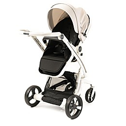Milkbe Lullaby  Auto Stopping Stroller