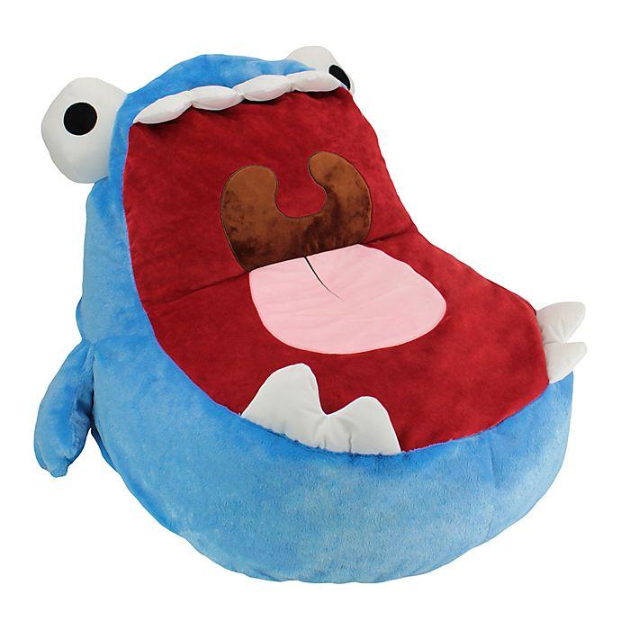 Alternate image 1 for Soft Landing™ Bestie Beanbag™ Monster Character Beanbags