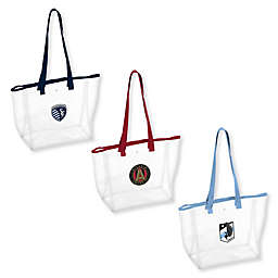 MLS Clear Stadium Tote Collection