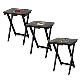 NFL TV Tray with Stand (Set of 4)