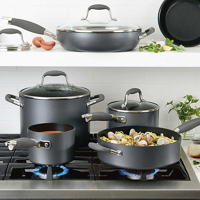 Alternate image 1 for Anolon® Advanced™ Home Hard-Anodized Nonstick Cookware Collection