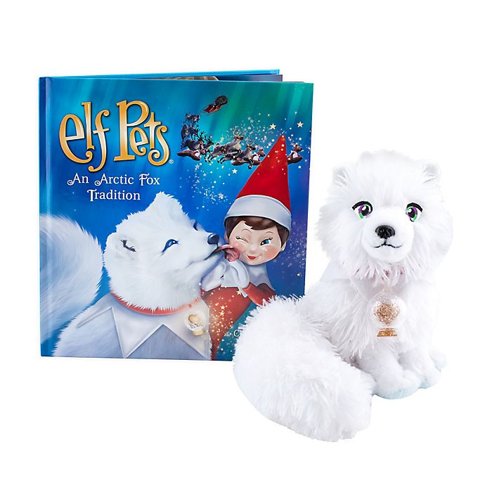 Alternate image 1 for Elf Pets® An Arctic Fox Tradition Set