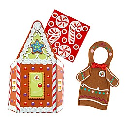Claus Couture Jolly Gingerbread Activity Set