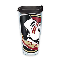 Tervis® Florida State University Seminoles 24 oz. Wrap Tumbler with Black Lid