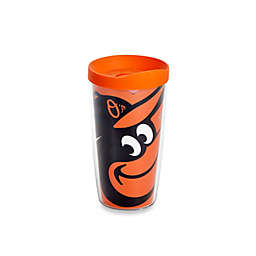 Tervis® Baltimore Orioles 16-Ounce Wrap Tumbler with Orange Lid