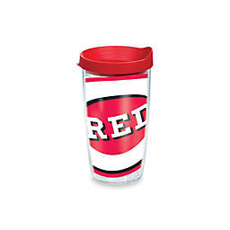 Tervis® Cincinnati Reds 16-Ounce Colossal Wrap Tumbler with Red Lid