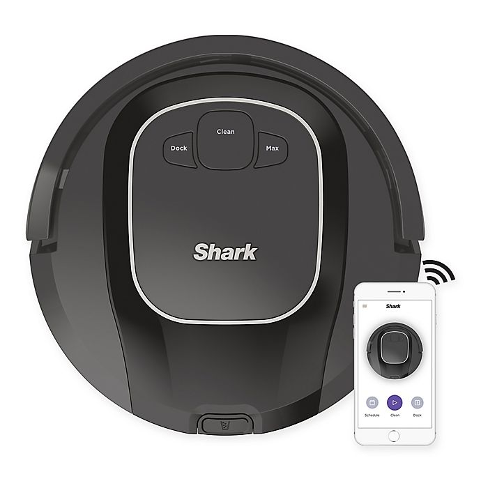 Alternate image 1 for Shark ION™ Robot Vacuum R87, Wi-Fi Connected, Voice Control with Alexa (RV871)