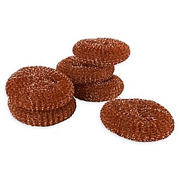 Evriholder™ Sophisti-Clean® 6-Pack Copper Scourers