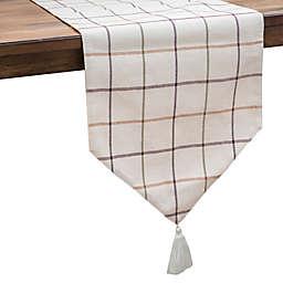 Croscill® Delilah Plaid Table Runner