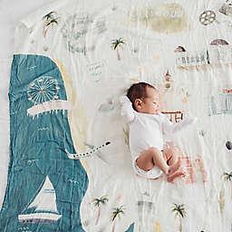 Loulou Lollipop Los Angeles Muslin Swaddle Blanket