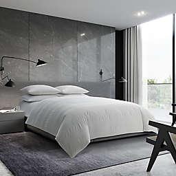 Vera Wang™ Waffle Stripe Comforter Set